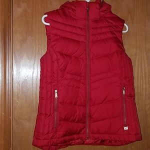 Michael Kors down vest